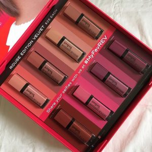 Son lì Bourjois Velvet Rouge Edition