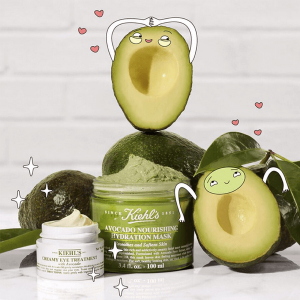 Kiehl's Avocado Nourishing Hydration 100ml