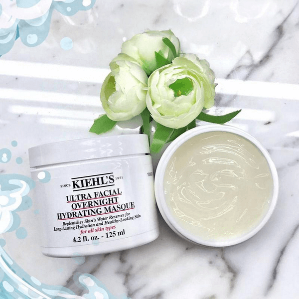 Kiehl's Ultra Facial Overnight Mask 125ml