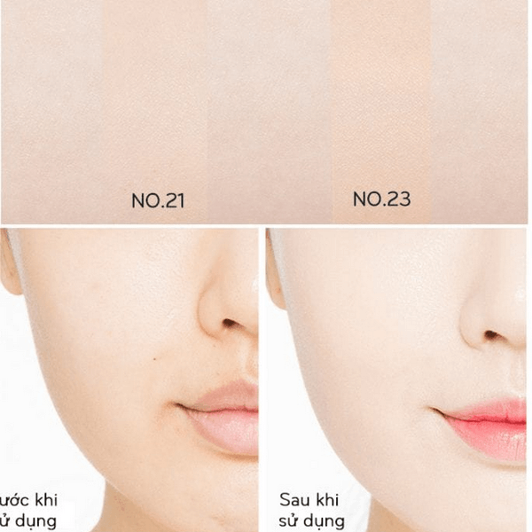Missha Pro Touch Powder Pact Review