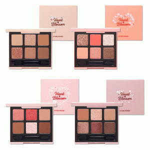 Bảng mắt 6 ô Etude House Heart And Blossom 4,2g